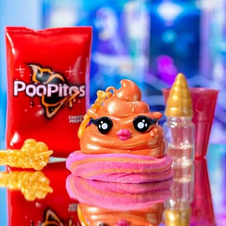 Игровой набор волшебные сюрпризы poopsie slime 3 Nacho poo, слайм пупс