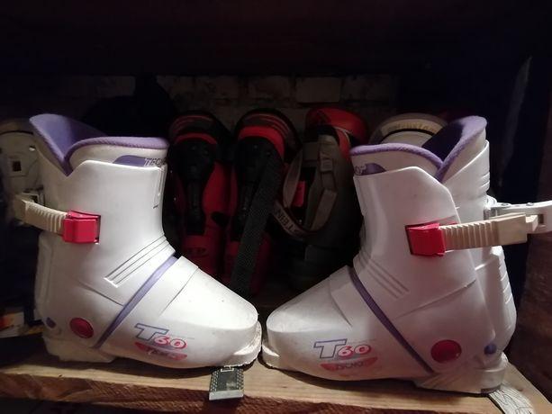 Buty narciarskie 23-25