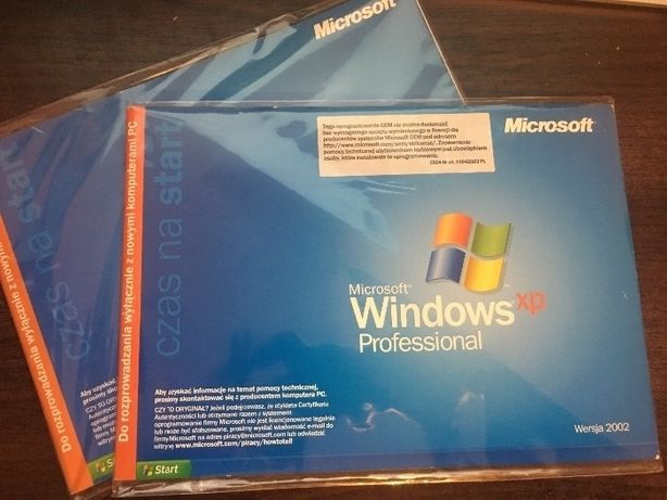 Windows XP Professional PL
