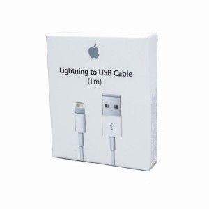Кабель Apple Lightning to USB 1m