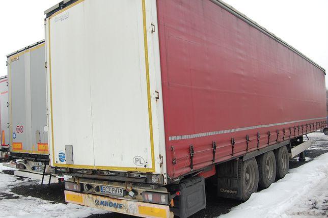 naczepa ciężarowa