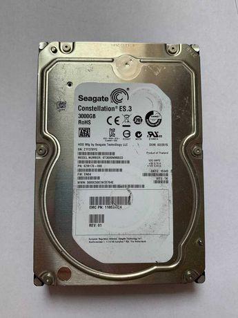 """Продам жесткий диск Seagate Constellation 3ТБ 7200об/м 64МБ 3.5"""""""