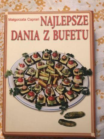 Książka kulinarna Najlepsze Dania z bufetu