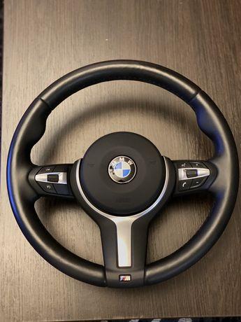 М руль для BMW F30/32/36