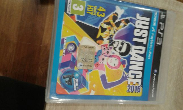 just dance 2016 na ps3
