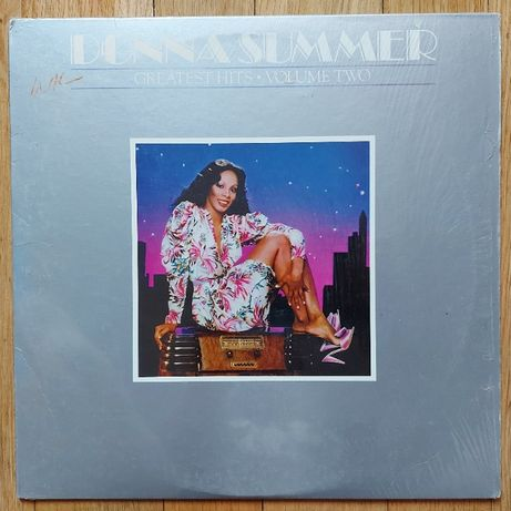 Donna Summer, Greatest Hits - Volume Two, USA, 1979, Ideał- (EX+/EX+)