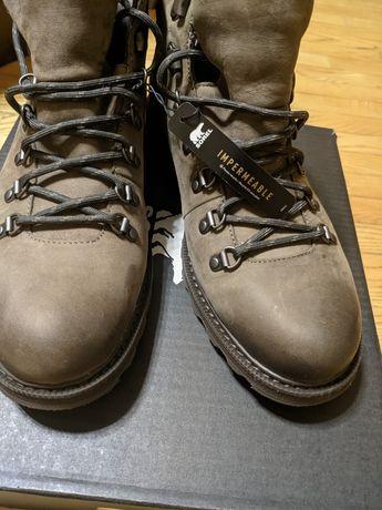 Sorel madson hiker waterproof ботинки