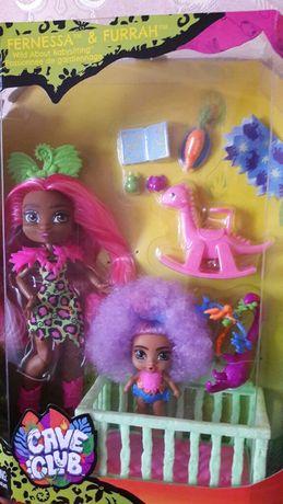 Кукла Mattel новинка игровой набор Cave Club