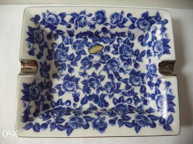 Cinzeiro Porcelana Portuguesa (Portes incluídos)