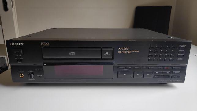 Sony CD Player X339ES