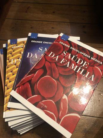 Grande Enciclopedia Médica da Saúde da Familia
