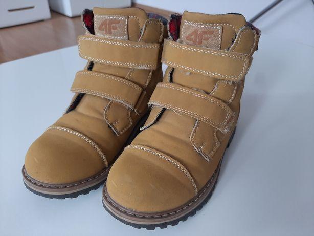 Botki buty kozaki kozaczki 4F rozm 31