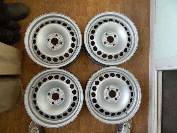 Диски 4 100 R15 Opel, Chevrolet Aveo Оригинал GM ET 49 2 комплекта