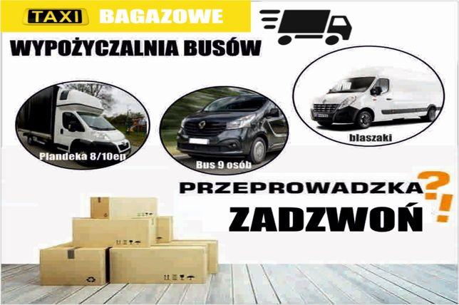 Transport/przeprowadzki/przeprowadzka/utylizacja/wynajem busów/tanio