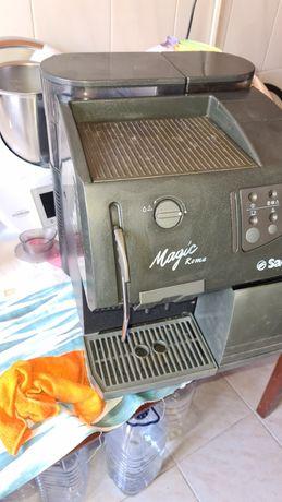 Maquina café  saeco