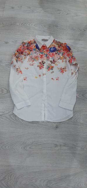 Koszula w kwiaty