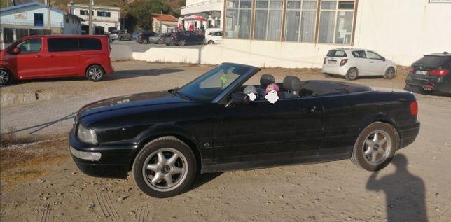 Audi 80 cabrio 1.9tdi