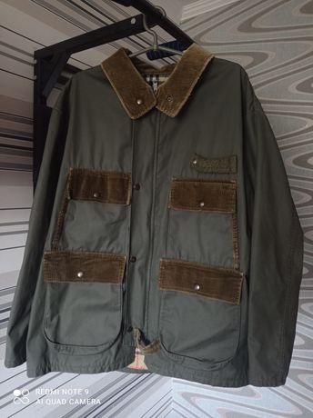 Burberry куртка (не Nike, Adidas)