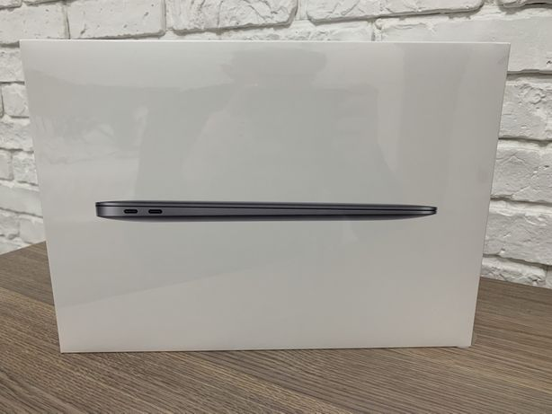 MacBook Air 13 Retina, Space Gray, 256GB (2020) (MWTJ2)