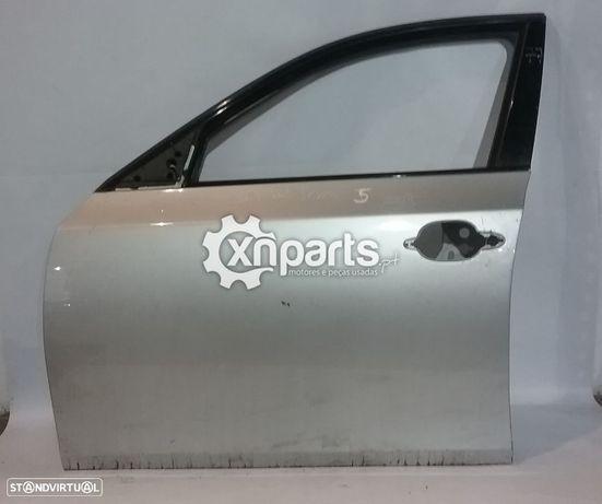 Porta Frente Esq BMW SERIE 5 Touring 2004 - 2010 Cinza Prata Usado