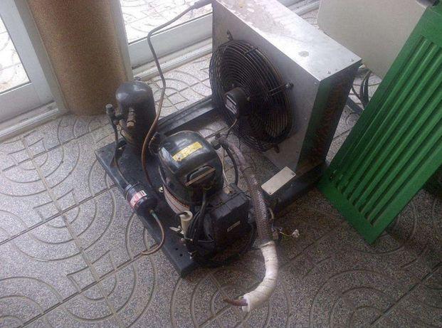 Motor de frio trifasico