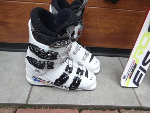 Buty narciarskie Salomon JR rozmiar 23