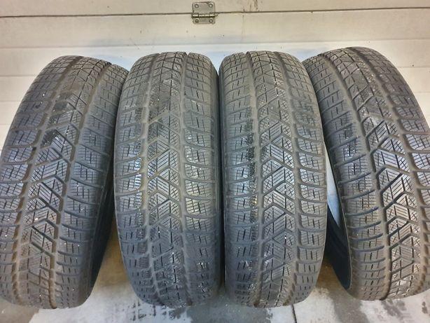 Opony zimowe Pirelli skorpion 215/65/16