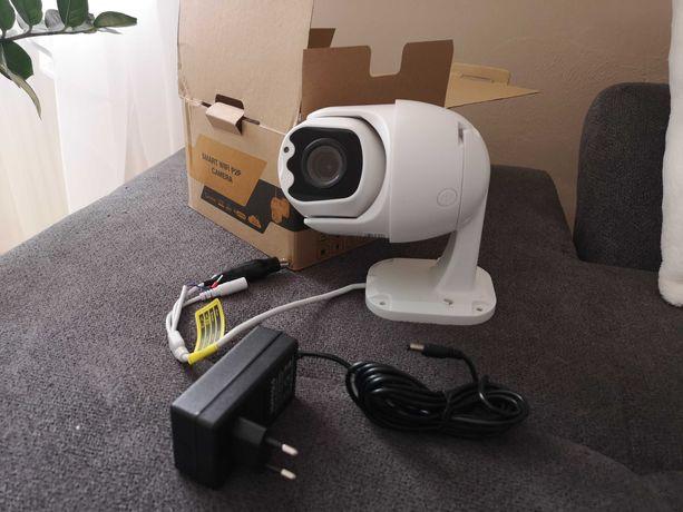 Kamera zewnętrzna 5x zoom CCTV AHD INTELIGENTNA NOWA!