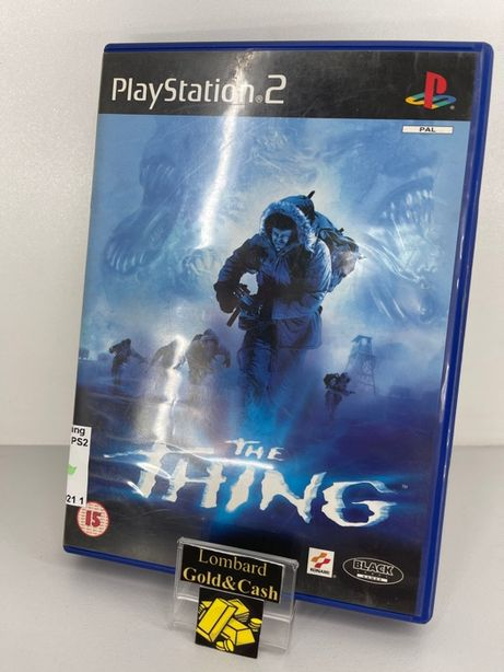 Gra The Thing PS2
