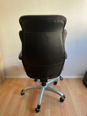 Cadeira Gaming Black/White