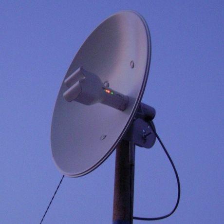 Продам мощную наружную антенну NanoBridge M2 18dBi (можно без PoE)