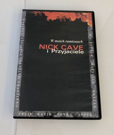 Nick Cave i przyjaciele DVD