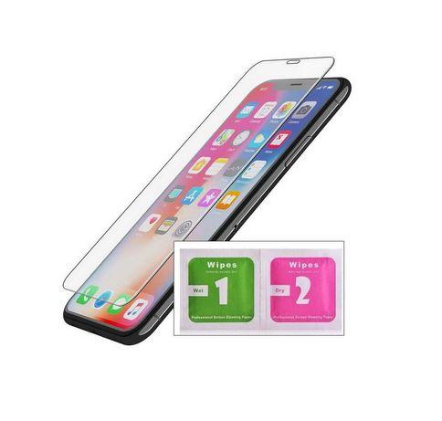 Película Vidro Temperado iPhone 6/6s/7/8/SE/X/XS/11/SE/12/Pro MAX Plus
