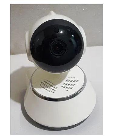 Ip-камера видеонаблюдения dl-v3 new wi-fi с инфракрасной ночной съемко