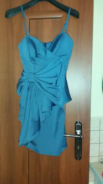 Sukienka wizytowa 34