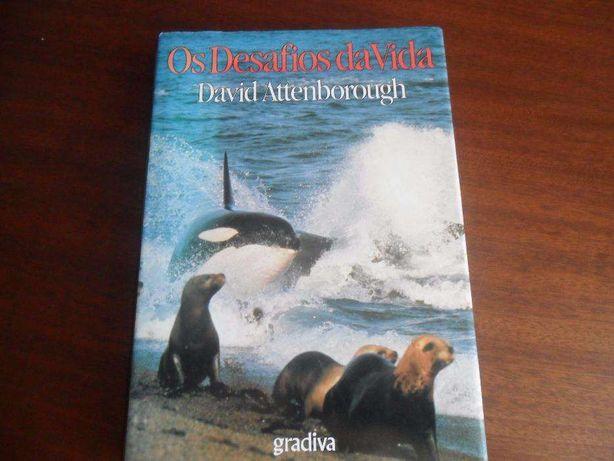 """Os Desafios da Vida"" de David Attenborough"