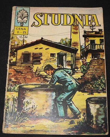 Komiks : Kapitan Żbik - Studnia 1971