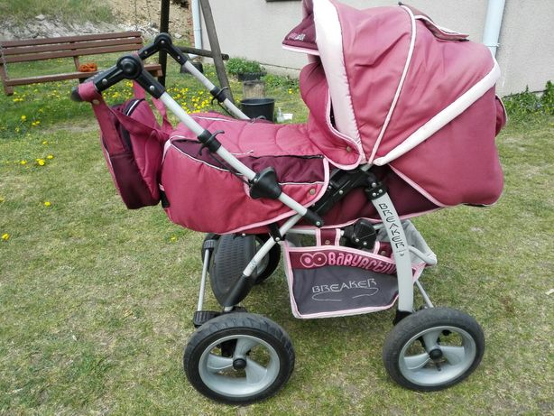 Wózek 2w1 Babyactive Breaker