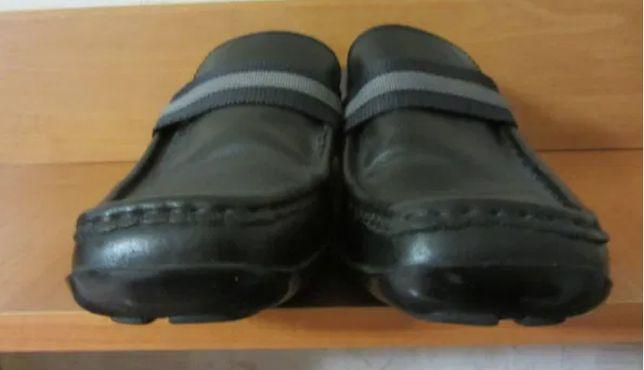 туфли мужские Peterwerth-кожа размер 42( стелька 27.5 см )