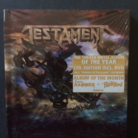Testament - Legacy, New Order, Practice What, Souls of... Formation of