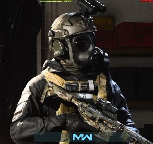 Call of Duty Warzone Operaotr GROM