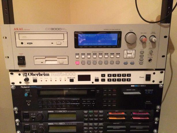 Akai CD-3000XL Sampler 32MB Ram
