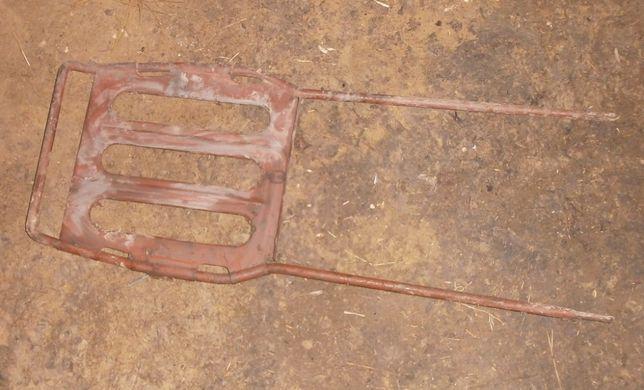 мопед мото запчасти багажник ножки НЕ ДОРОГО