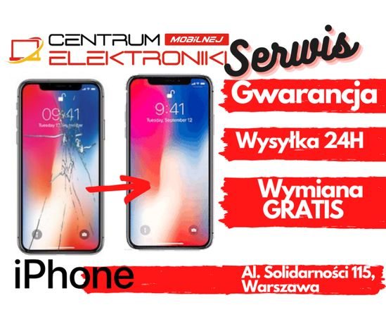 Okazia!!! WYŚWIETLACZ LCD Ekran Dotyk Szybka do iPhone 6s Gwr