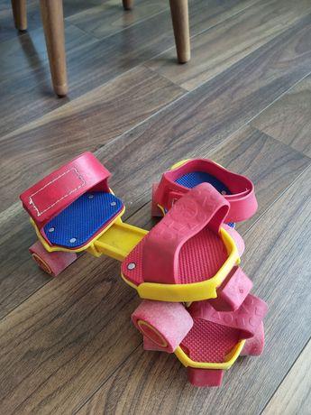 WROTKI na buty regulowane