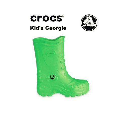 Cапоги Crocs оригинал размер m3/w5 (34-35) по стельке 21,7 см