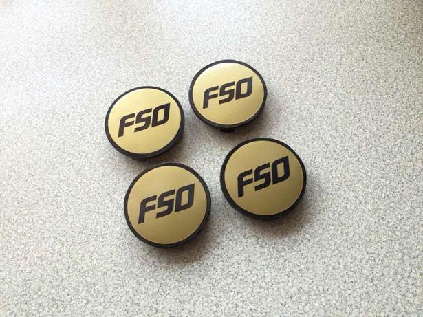 Nowe Dekielki Emblematy Felg FSO Obrso Fiat 126p 125p Polonez Caro OZ