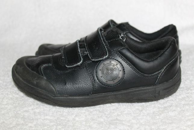 Туфли кожаные clarks 32р