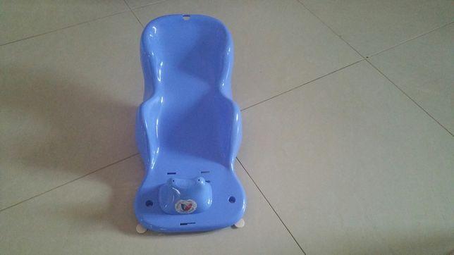 Fotelik /leżaczek regulowany do kąpieli Tigex