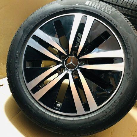 R18 MB W222 W221 S-class 245/50/r18 Pirelli P7 Original